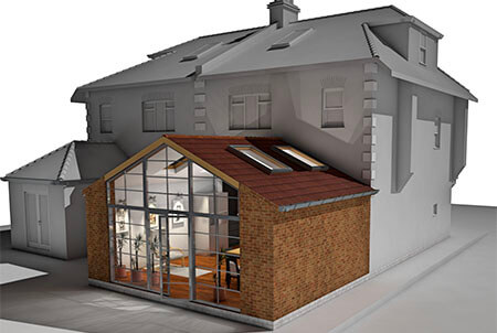 Rear Extension Ideas >> Types Of House Extensions Proficiency