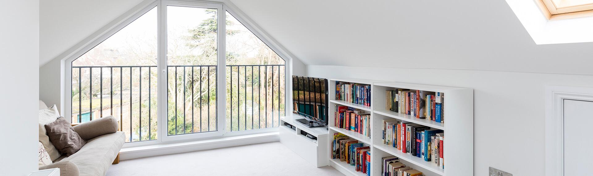 Loft Conversion Bedroom Ideas Proficiency