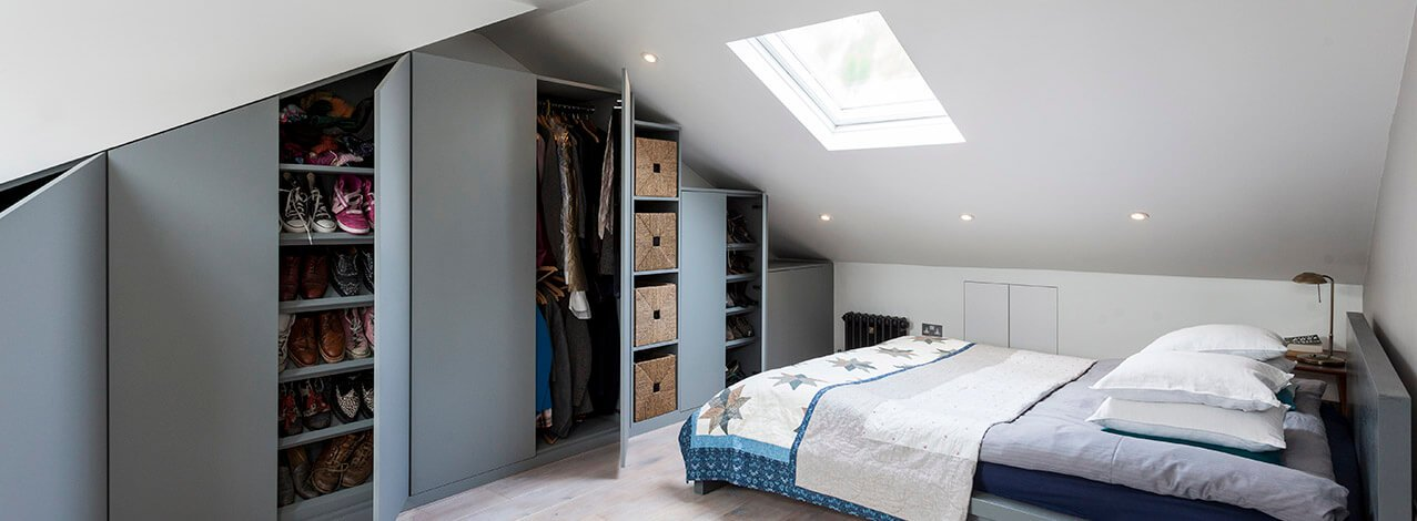 Loft conversion Camden
