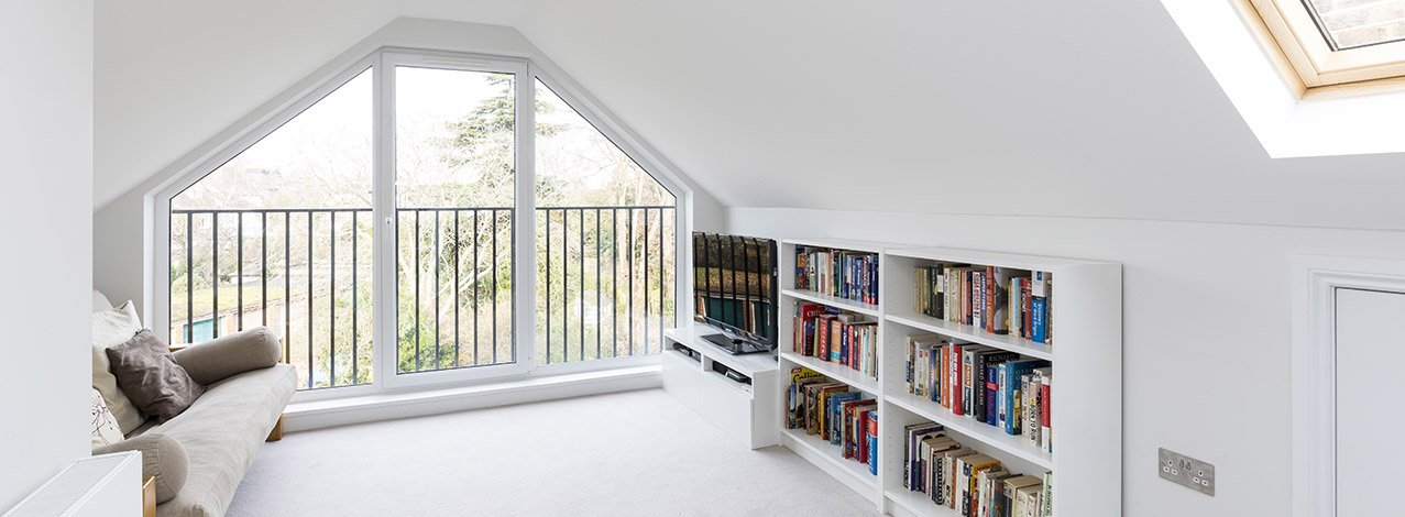 Loft conversion Islington